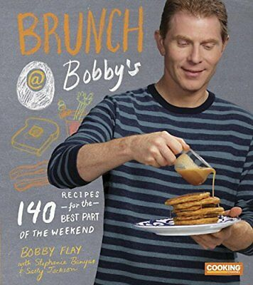 Brunch at Bobbys: 140 Recipes for the Best Part of the Weekend,HC, - NEW