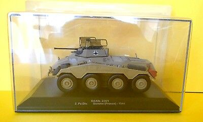 DIE CAST Sd.Kfz.234/1 Somme (France) 1944 053