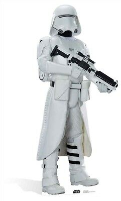 Pappaufsteller (Stand Up) Star Wars Episode VII First Order Snowtrooper (182 cm)