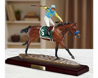 Breyer #9180 American Pharoah Collectible Resin Race Horse Sculpture NIB!