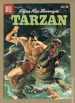 Tarzan (1948-1972 Dell/Gold Key) #111 VG/FN 5.0