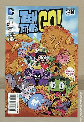 Teen Titans Go (2013) #1 VF/NM 9.0
