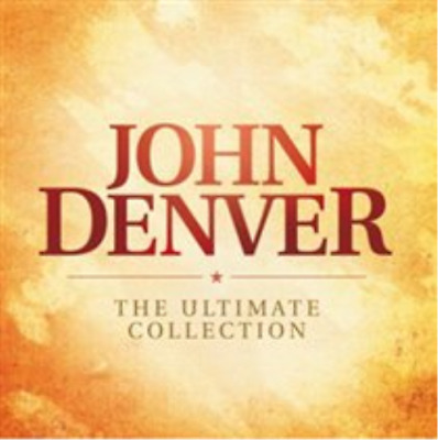 John Denver-The Ultimate Collection  (UK IMPORT)  CD NEW