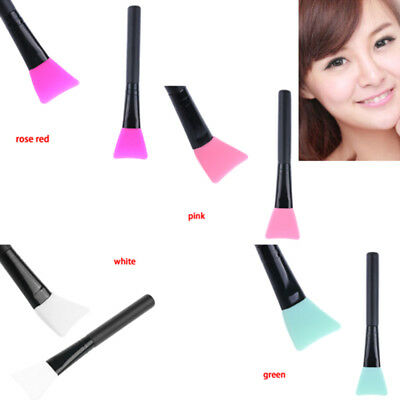 1x Silicone Facial Mix Mix Brush Brush Maquillage Maquillage