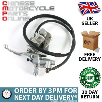 Brake System Complete (Front) for ZS125GY-10 (BKSCF049)
