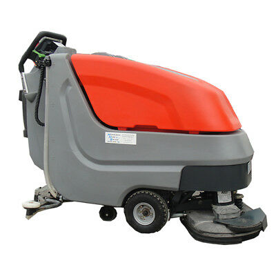 Hako Scrubmaster B650/07 Scrubber Dryer - Reconditioned, with new batteries