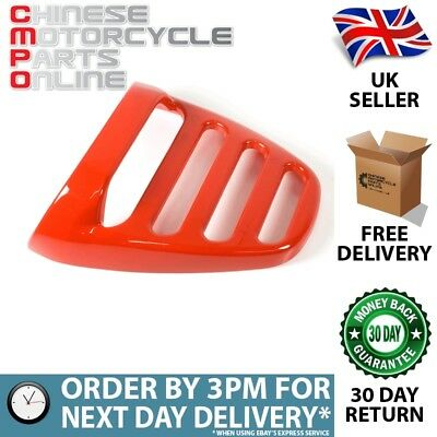 Gloss Red Pillion Handle/Luggage Rack Fairing Cover (PHFC004)