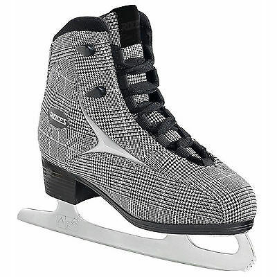 Roces Brits DamenIce skates Ice skates Ice rink shoes Skid shoes NEW