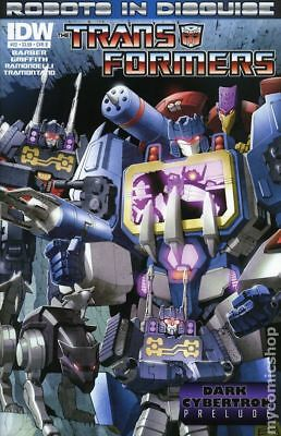 Transformers (2012 IDW) Robots In Disguise #22B FN