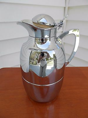 Alfi stainless steel insulated carafe pitcher thermos beverage server 1.9L Germa