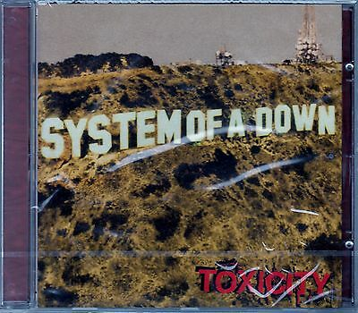 System Of A Down : Toxicity / Cd - Neu