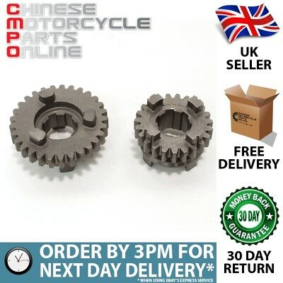Gear, 3rd/4th Drive for RSP125, KS125-24 (DGTD001)