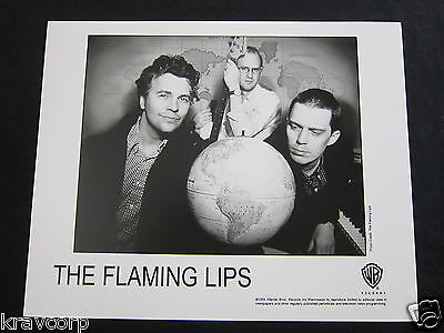 The Flaming Lips—1999 Publicity Photo