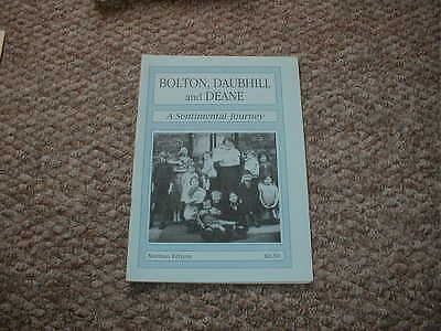 Bolton,Daubhill & Deane - A Sentimental Journey