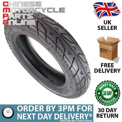 Scooter Tyre 3.50-10 TL J Tubeless for Gilera GSM 50 [2000-2003] (RTP3501659K)