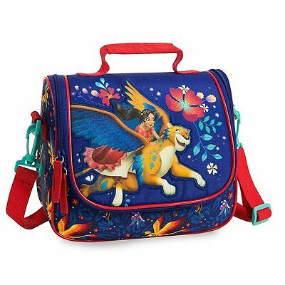 Disney Store Elena of Avalor School Lunch Tote Box Bag