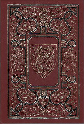 RICHARD THE LION HEART~ Kate Norgate~ Easton Press Leather HB Collector's *