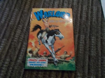 Warlord Annual 1984 Super Condition