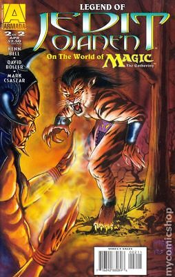 Magic the Gathering Legend of Jedit Ojanen (1996) #2 FN