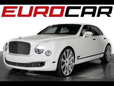2013 Bentley Mulsanne  2013 Bentley Mulsanne - MULLINER DRIVING SPECIFICATION, Highly Optioned!