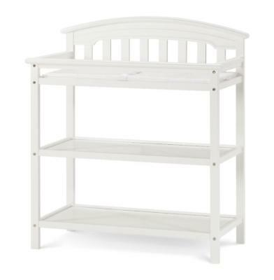 Child Craft Stanford Changing Table - Matte White