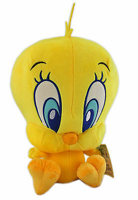 Adorable TWEETY Bird Stuffed Toy - Tweety Plush Doll  8in