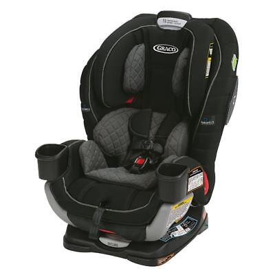 Graco Extend2Fit(TM) 3-in-1 Convertible Car Seat with TrueShield - Ion