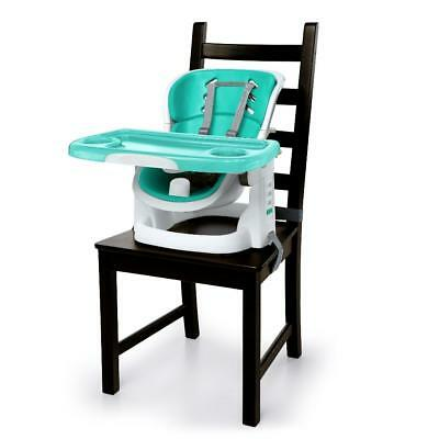 Ingenuity SmartClean ChairMate Chair Top High Chair - Seaside Green