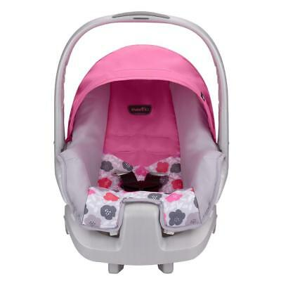 Evenflo Nurture Infant Car Seat - Pink Bloom