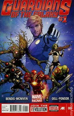 Guardians of the Galaxy (2013 3rd Series) #1A NM