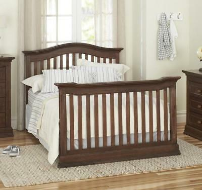 Baby Cache Montana Full Size Conversion Kit - Brown Sugar