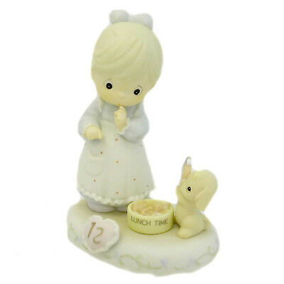 Precious Moments AGE 12 GROWING IN GRACE Porcelain Birthday 260932