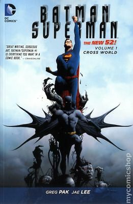 Batman/Superman TPB (2014-2017 DC Comics The New 52) #1-1ST NM