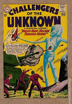 Challengers of the Unknown (1958 DC 1st Series) #30 VF/NM 9.0