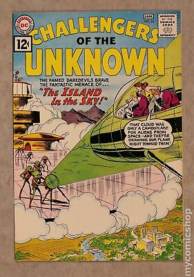 Challengers of the Unknown (1958 DC 1st Series) #23 VF/NM 9.0