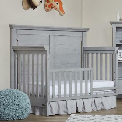 Baby Cache Overland Toddler Guard Rail - Ash Gray