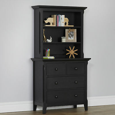 Baby Cache Overland Hutch - Forever Black