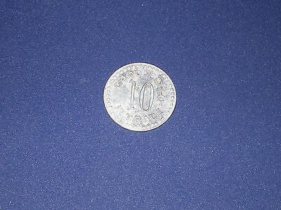 Old Friendly Tavern Litchfield IL Good For 10 Cent Trade Token