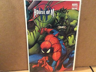 House Of M #1 Variant Incentive