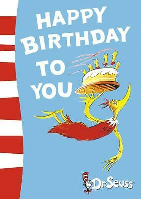 Happy Birthday to You! (Dr Seuss) (Paperback), Dr. Seuss, 9780007198016