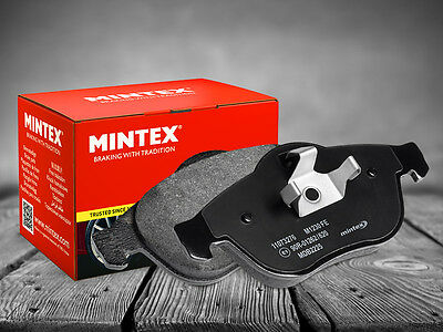 New Mintex - Front - Brake Pads Set - Mdb2634 - Free Next Day Delivery