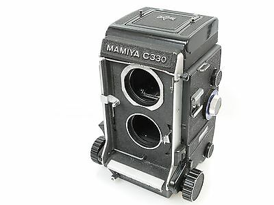 MAMIYA C330 Professional f in funktionsfähigem Zustand fully functional
