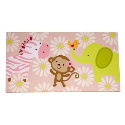 Carter's - Jungle Collection Canvas Wall Art