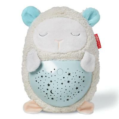 Skip Hop Moonlight and Melodies Hug Me Projection Soother - Lamb