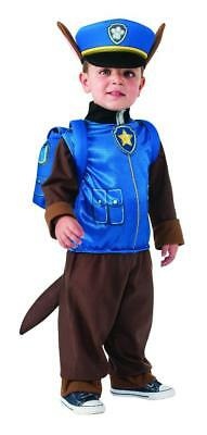 Paw Patrol Chase Halloween Costume - Toddler/Child Size