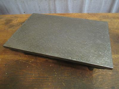 "Brown & Sharpe 10"" x 15"" Machinist Surface Plate /    AT 73"