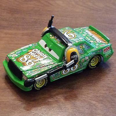 Disney Pixar World of Cars 3 Chick Hicks With Headset 1:55 New Loose No Package