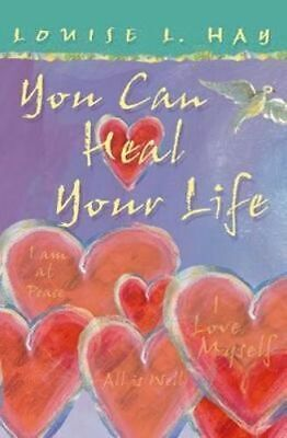 NEW You Can Heal Your Life By Louise L. Hay Paperback Free Shipping