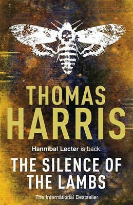 NEW Silence Of The Lambs By Thomas Harris Paperback Free Shipping