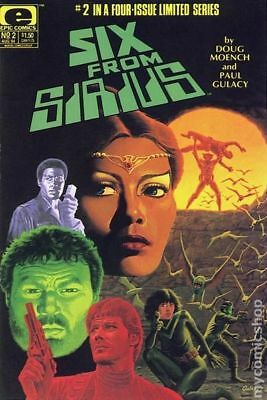 Six from Sirius (1984 1st Series) #2 VF